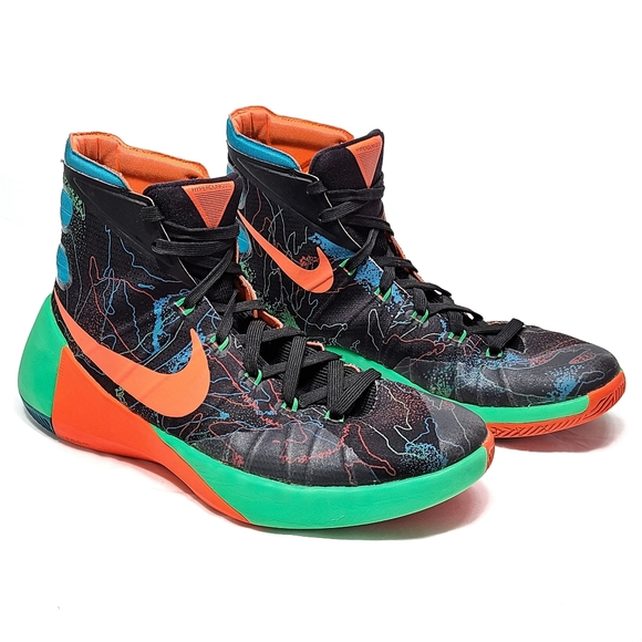 ansiedad Menos Empeorando  Nike Shoes | Nike Hyperdunk 25 Mens High Top Basketball Shoes | Poshmark